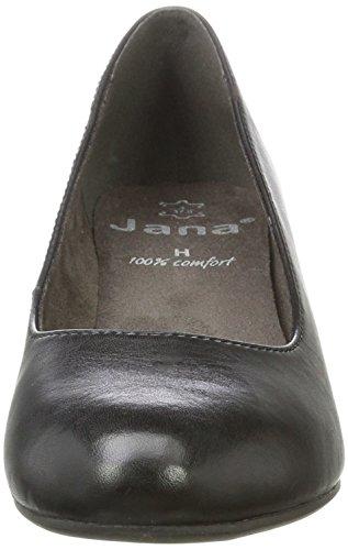Femme 22400 Escarpins Noir Nappa Jana Black wq4YgaxA
