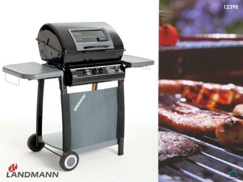 Landmann Gasgrill Mini : Landmann gasgrill 12398 lavastein grill grillwagen bbq landmann