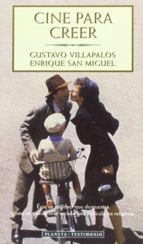 Descargar Libro Cine Para Creer Gustavo Villapalos
