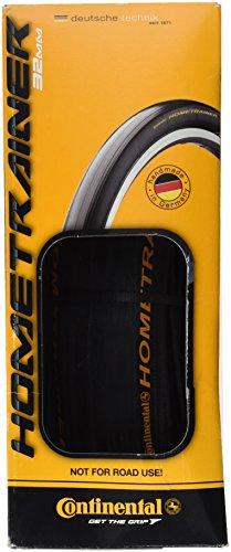 Continental Hometrainer Folding Tire, Black, 700 x 23cc