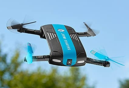 Amazoncom Sharper Image Pocket Video Drone Toys Games