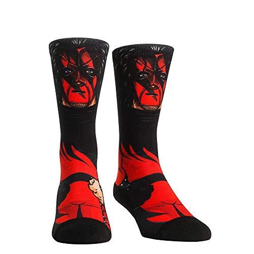 WWE Superstar Rock 'Em Socks (L/XL, Kane) ()