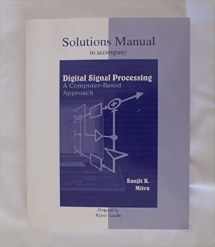 Digital signal processing by sanjit mitra 3rd edition rar | eqesenal.
