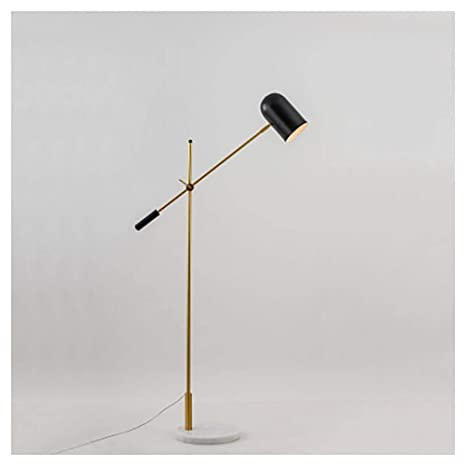 PANGU-ZC Lámpara de pie- Lámpara LED Moderna para oficinas ...