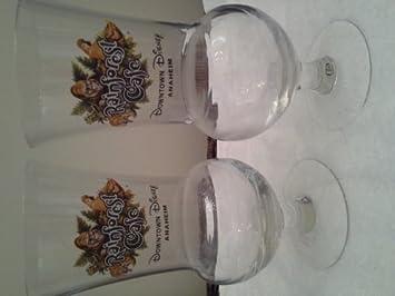 Rainforest Cafe Orlando Beer glass Collectors Glass DISNEY