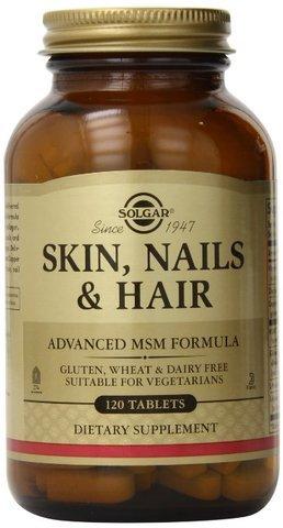 Solgar Skin Nails - 5