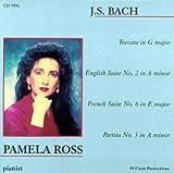 Pamela Ross Plays Bach