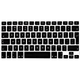"""Silicone Keyboard Skin cover for UK Apple 13''15"""" Macbook Pro with Retina display"""