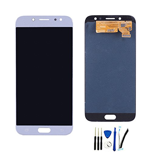 Full LCD Display With digitizer touch screen Assembly For Galaxy J7 Pro 2017 DUOS J730 SM-J730 J730F J730DS J730G replacement parts light blue by SOMEFUN (Image #3)