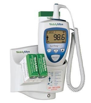 692 Thermometer - Suretemp Plus 690/692 Rectal Thermometers By Welch Allyn