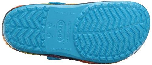 Intasare Elettrico Blu Luci Crocband Mulo Pesce Unisex Crocs qxRCPwzHn