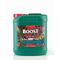CANNA Boost Accelerator Flavor and Flowering Stimulator 9340005, 5 L