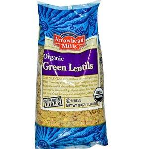 Arrowhead Mills Bean Lentil Grn Org by Arrowhead