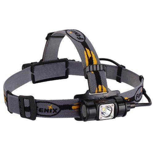Fenix HP 900 Flashlight Black product image
