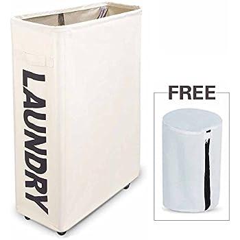 Amazon Com Neatfreak Slim Space Saving Laundry Hamper