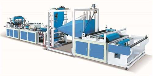 Green India Products Non Woven Bag Making Machine (Pneumatic