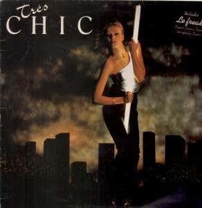 Tres Chic Lp Vinyl Album Uk Atlantic 1979 Amazon Com