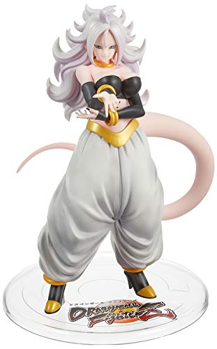 Megahouse Dragon Ball Gals Dragon Ball Super Fighterz PVC Figure Android 21 Transformed Version