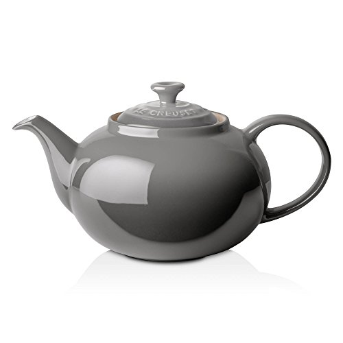 Le Creuset PG0328-007F Classic Teapot, Oyster