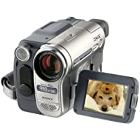 Sony DCR-TRV260 20x Optical Zoom 990x Digital Zoom Digital8 Camcorder (Discontinued by Manufacturer)