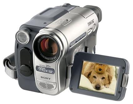 driver camera sony 990x