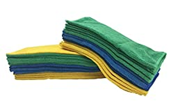Viking Microfiber Auto Cloth - 12 Pack