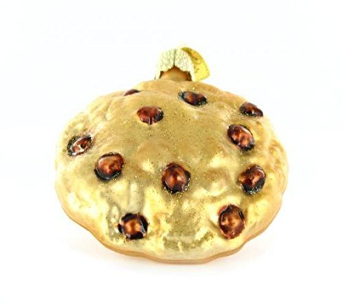 - Old World Christmas Ornaments: Chocolate Chip Cookie Glass Blown Ornaments for Christmas Tree