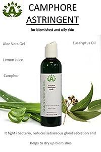Agra Cosmetics® Camphor Astringent Toner 4 Fl.oz