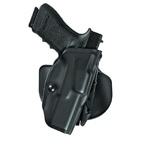 Safariland 6378 ALS Paddle & Belt Slide Holster Kimber 1911 Holster, Black, Right