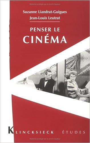 Lire Penser le cinema pdf, epub