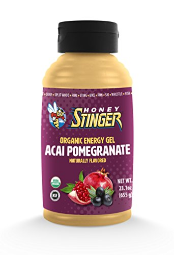 Honey Stinger Organic Energy Pomegranate