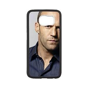 FUNKYCAT Hot Sale Case Cover Jason Statham Custom Case Waterproof Hard Shell for SamSung Galaxy S6(Laser Technology)