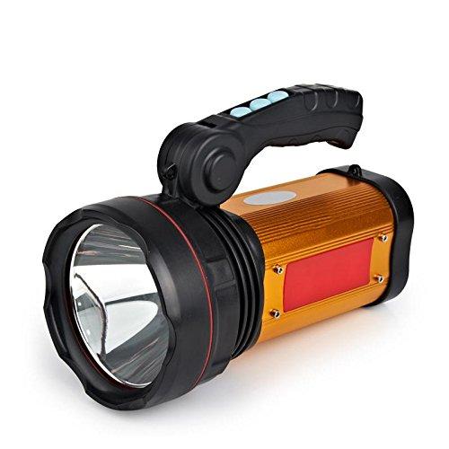 MEIYOLED Lampe Taschenlampe Licht Taschenlampen wiederaufladbare USB tragbare Lampe Licht Außenleuchte