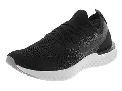 Amazon.com | Nike Kids Epic React Flyknit (GS) Running