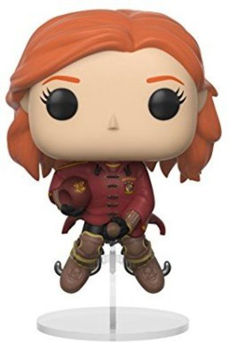 Funko Pop Movies: Harry Potter-Ginny on Broom Collectible Figure (Pop Potter)