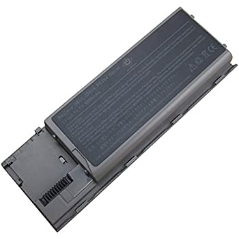 6-cell Battery for Dell D620 D630 Pc764 Rd301 Laptop Battery