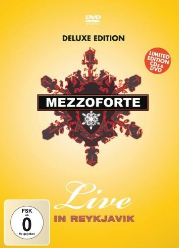 Mezzoforte Live In Reykjavik (Deluxe Edition) by BHM Records