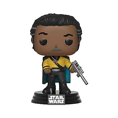 Funko Pop! Star Wars: Episode 9, Rise of Skywalker - Lando Calrissian: Toys & Games