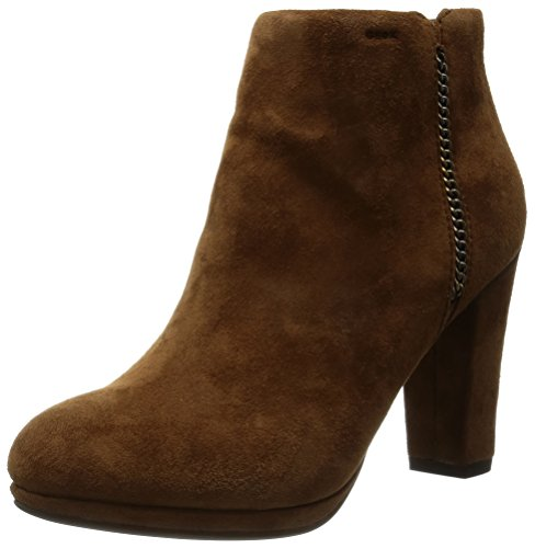 Marron Boots Geox tobacco Kali D Femme IwwEB4q