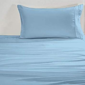 Queen, Silvery Grey Panku Bed Sheet Set-Brushed Microfiber 1800 Sheets-Deep Pocket-4 Piece