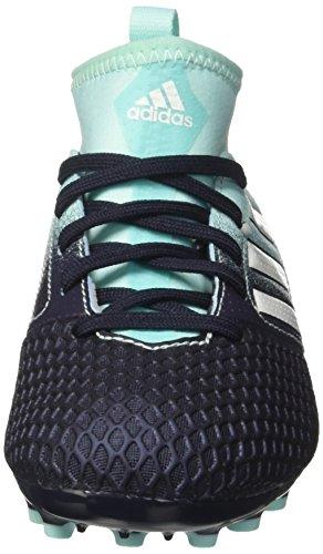 adidas Ace 17.3 AG J, Botas de Fútbol Unisex Niños Varios colores (Aquene / Ftwbla / Tinley)