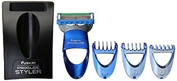 Gillette Fusion Proglide Men's Razor Styler 3-in-1 Body Groomer & Beard Trimmer, Mens Razorsblades 3