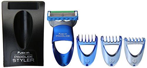 Gillette Fusion ProGlide Men's Razor Styler 3-In-1 Body Groomer and Beard Trimmer, Mens Razors/Blades by Gillette (Image #3)