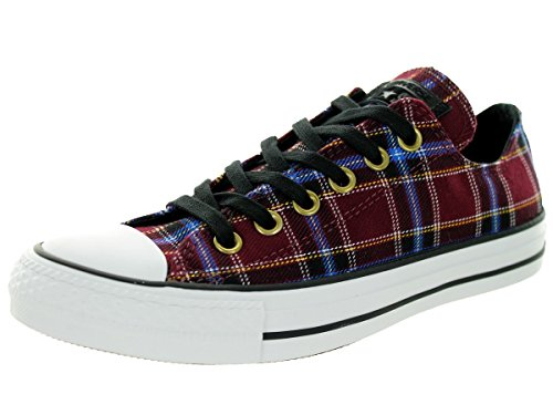 Schuhe black Star Designer white Chucks Converse All Deep Bordeaux qwEHnz