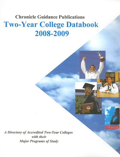 Chronicle Two-Year College Databook 2008-2009