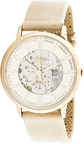 Fossil Women's Vintage Muse ME3152 Rose-Gold Stainless-Steel Automatic Fashion -