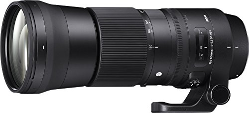 Sigma 150-600mm 5-6.3 Contemporary DG OS HSM Lens for Canon (Renewed)