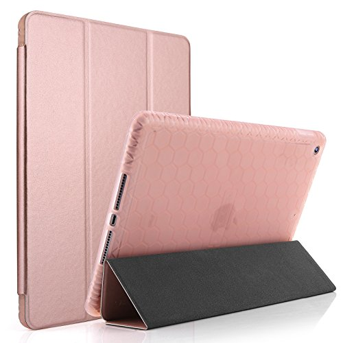 iPad 9.7 Case, Swees Slim Full Body Protec...