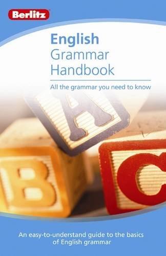 English Grammar Handbook (Handbooks)