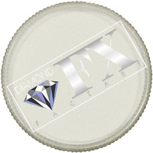 Diamond FX White 32g Face Paint (Diamond Paint compare prices)